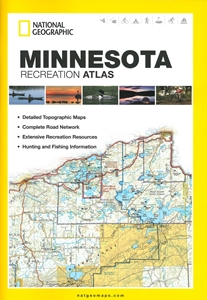 Picture of Minnesota Recreation Atlas