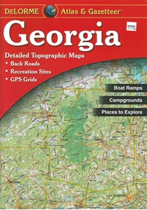 Picture of Georgia Atlas & Gazetteer