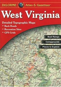 Picture of West Virginia Atlas & Gazetteer