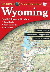 Picture of Wyoming Atlas & Gazetteer