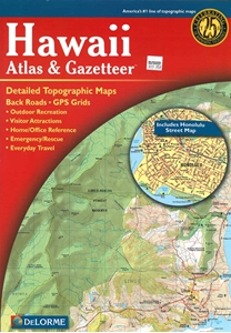 Picture of Hawaii Atlas & Gazetteer