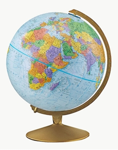"Picture of Explorer 12"" World Globe - Spanish Text"