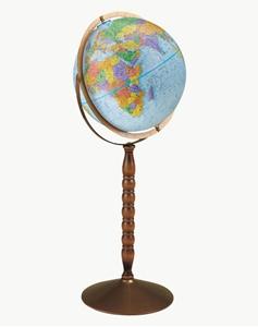 "Picture of Treasury 12"" World Globe"