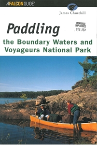 Picture of Paddling the Boundary Waters and Voyageurs National Park