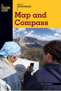 Picture of Falcon Basic Illustrated Map and Compass