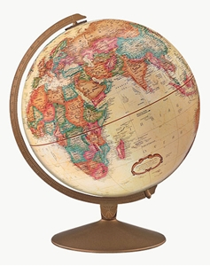 """Picture of Franklin 12"""" World Globe"""