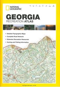 Picture of Georgia Recreation Atlas