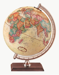 """Picture of Forester 9"""" World Globe"""