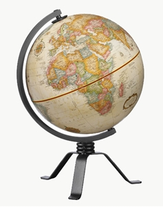 """Picture of MacKie 9"""" World Globe"""