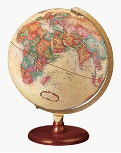 "Picture of Piedmont 12"" World Globe"