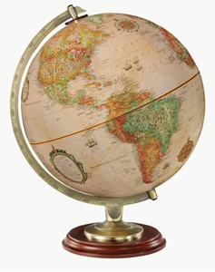 """Picture of Kingston 12"""" World Globe"""
