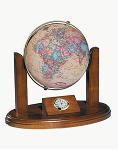 """Picture of Executive 6"""" World Globe"""