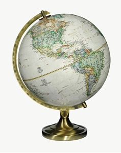 """Picture of Grosvenor 12"""" National Geographic World Globe"""