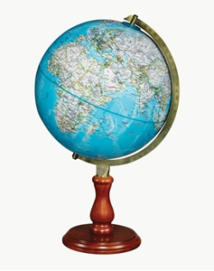 """Picture of Hudson 12"""" National Geographic World Globe"""