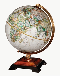 """Picture of Bingham 12"""" National Geographic World Globe"""
