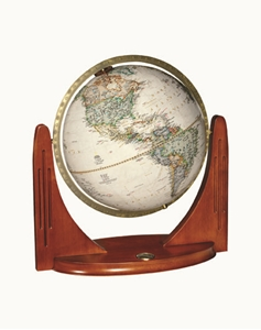 """Picture of Compass Star 12"""" National Geographic World Globe"""