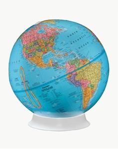 """Picture of Apollo 9"""" World Globe"""