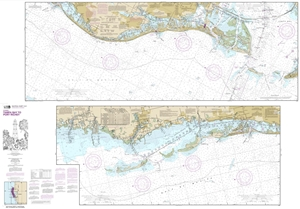 Picture of 11411 - Intracoastal Waterway - Tampa Bay To Port Richey Nautical Chart