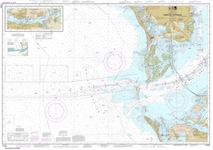 Picture of 11415 - Tampa Bay Entrance Nautical Chart