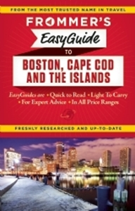 Picture of Frommer's Boston, Cape Cod & Islands