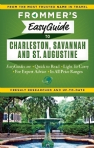 Picture of Frommer's Charleston, Savannah & St. Augustine EasyGuide