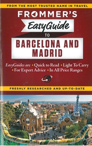 Picture of Frommer's Barcelona & Madrid EasyGuide