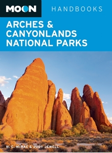 Picture of Moon - Arches & Canyonlands National Parks