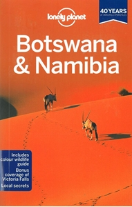 Picture of Lonely Planet Botswana & Namibia Travel Guide