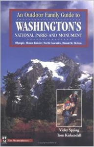 Picture of An Outdoor Family Guide to Washington's National Parks and Monument