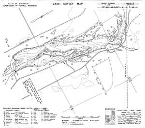 Picture of Bagley Flowage