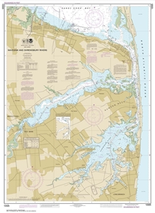 Picture of 12325 - Navesink And Shrewsbury Rivers Nautical Chart