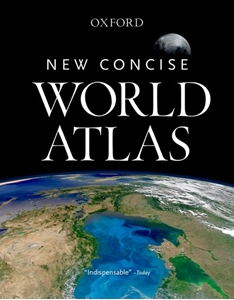 Picture of New Concise (Oxford) World Atlas