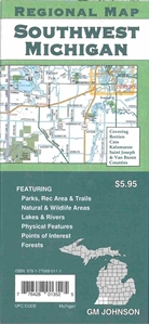 Picture of Southwest Michigan Highway Map