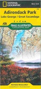 Picture of Adirondack Park - Lake George/Great Sacandaga