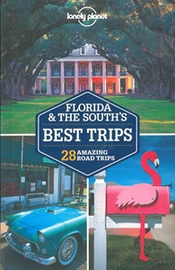 Picture of Lonely Planet Florida & the South's Best Trips