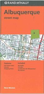 Picture of Albuquerque, NM street map