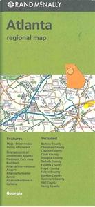 Picture of Atlanta, GA Regional map
