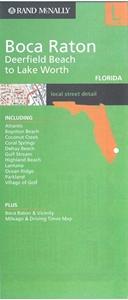 Picture of Boca Raton, FL street map