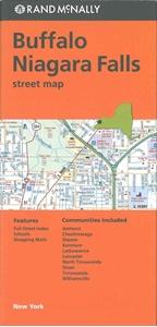 Picture of Buffalo, Niagara Falls, NY street map