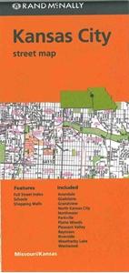 Picture of Kansas City, MO/KS street map