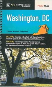 Picture of Washington DC Pocket Atlas