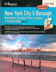 Picture of New York City 5 Borough Street Atlas