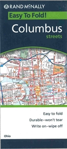 Picture of Columbus Folded EasyFinder Map