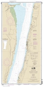 Picture of 12346 - Hudson River - Yonkers To Piermont Nautical Chart