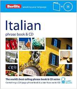 Picture of Berlitz Italian Phrase Book & CD