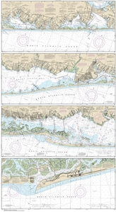 Picture of 12352 - Shinnecock Bay To East Rockaway Inlet Nautical Chart