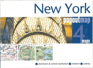 Picture of New York Popout Map