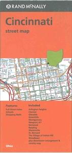 Picture of Cincinnati Street Map