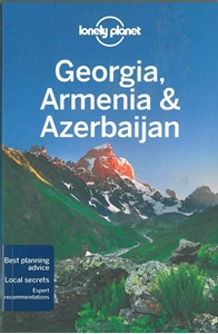Picture of Lonely Planet Georgia, Armenia & Azerbaijan Travel Guide