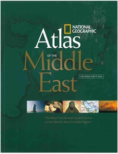 Picture of National Geographic Atlas of the Middle East